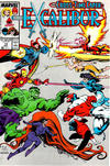 Cover for Excalibur (Marvel, 1988 series) #14 [Newsstand]
