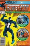 Cover Thumbnail for Web of Spider-Man (1985 series) #35 [Newsstand]
