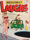 Cover for Broadway Laughs (Prize, 1950 series) #v13#10