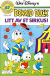 Cover Thumbnail for Donald Pocket (1968 series) #67 - Donald Duck Litt av et sirkus! [2. utgave bc-F 330 80]