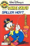Cover Thumbnail for Donald Pocket (1968 series) #59 - Onkel Skrue spiller høyt [2. utgave bc-F 330 63]