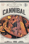 Cover for Cannibal (Image, 2016 series) #6