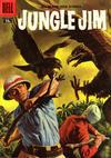 Cover for Jungle Jim (Dell, 1954 series) #12 [15¢]