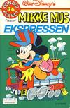 Cover for Donald Pocket (Hjemmet / Egmont, 1968 series) #46 - Mikke Mus ekspressen [2. utgave bc-F 330 32]