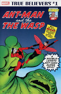 Cover Thumbnail for True Believers: Kirby 100th - Ant-Man and the Wasp (Marvel, 2017 series) #1