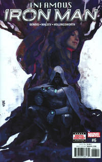 Cover Thumbnail for Infamous Iron Man (Marvel, 2016 series) #6