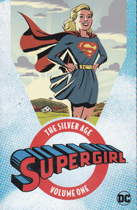 Cover Thumbnail for Supergirl: The Silver Age (DC, 2017 series) #1
