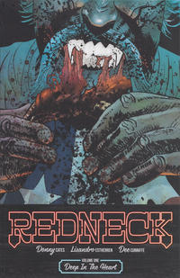 Cover Thumbnail for Redneck (Image, 2017 series) #1 - Deep in the Heart