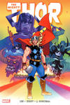 Cover for The Mighty Thor Omnibus (Marvel, 2010 series) #3 [Book Market - Dauterman]