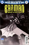Cover for Batman Beyond (DC, 2016 series) #12 [Dave Johnson Cover]