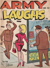 Cover for Army Laughs (Prize, 1951 series) #v7#4