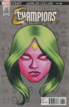 Cover Thumbnail for Champions (2016 series) #13 [Mike McKone Legacy Headshot Cover]