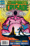 Cover Thumbnail for Infinity Crusade (1993 series) #3 [Newsstand]