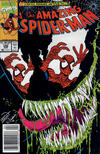 Cover for The Amazing Spider-Man (Marvel, 1963 series) #346 [Newsstand]