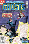 Cover Thumbnail for Ghosts (1971 series) #99 [Direct]