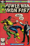 Cover for Power Man and Iron Fist (Marvel, 1981 series) #68 [Direct]
