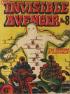 Cover for Invisible Avenger (Magazine Management, 1950 series) #8
