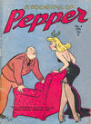 Cover for A Pocketful of Pepper (Hardie-Kelly, 1944 ? series) #6