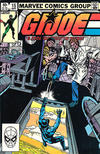 Cover for G.I. Joe, A Real American Hero (Marvel, 1982 series) #15 [Direct Edition]
