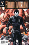 Cover Thumbnail for Shadowman (2012 series) #1 [Gold Logo Edition]