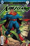 Cover Thumbnail for Action Comics (2011 series) #991 [Nick Bradshaw Non-Enhanced Cover]