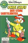 Cover Thumbnail for Donald Pocket (1968 series) #43 - Onkel Skrue Den store skattejakten [2. utgave bc-F 330 15]