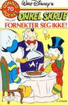 Cover Thumbnail for Donald Pocket (1968 series) #70 - Onkel Skrue fornekter seg ikke! [2. utgave bc-F 330 81]