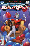 Cover for Harley Quinn (DC, 2016 series) #31