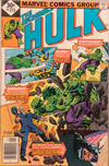 Cover for The Incredible Hulk (Marvel, 1968 series) #215 [Whitman]