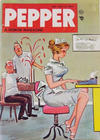 Cover for Pepper (Hardie-Kelly, 1947 ? series) #July 1958