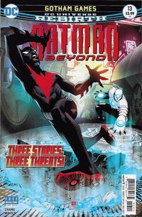 Cover Thumbnail for Batman Beyond (DC, 2016 series) #13