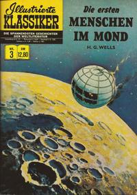 Cover Thumbnail for Illustrierte Klassiker [Classics Illustrated] (Norbert Hethke Verlag, 1991 series) #3 - Die ersten Menschen im Mond