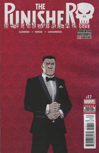 Cover Thumbnail for The Punisher (Marvel, 2016 series) #17