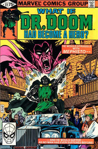 Cover for What If? (Marvel, 1977 series) #22 [Newsstand Edition]