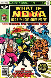 Cover for What If? (Marvel, 1977 series) #15 [Direct]