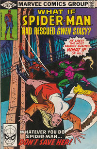 Cover Thumbnail for What If? (Marvel, 1977 series) #24 [Direct]