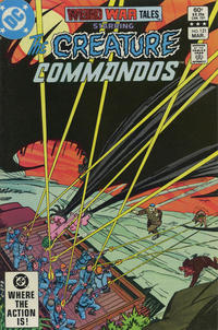 Cover Thumbnail for Weird War Tales (DC, 1971 series) #121 [Direct-Sales]