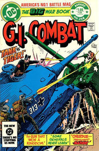 Cover Thumbnail for G.I. Combat (DC, 1957 series) #256 [Direct]