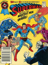 Cover Thumbnail for The Best of DC (DC, 1979 series) #32 [Canadian Newsstand]