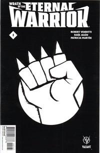 Cover Thumbnail for Wrath of the Eternal Warrior (Valiant Entertainment, 2015 series) #1 [Cover F - Pere Pérez]