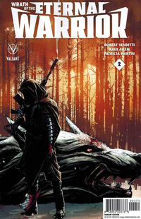 Cover Thumbnail for Wrath of the Eternal Warrior (Valiant Entertainment, 2015 series) #2 [Cover E - Adam Pollina]