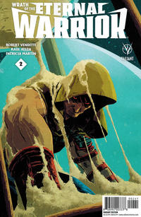 Cover Thumbnail for Wrath of the Eternal Warrior (Valiant Entertainment, 2015 series) #2 [Cover D - Kano]