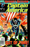 Cover for Captain America (Marvel, 1998 series) #3 [Newsstand]