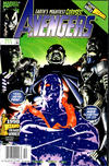 Cover for Avengers (Marvel, 1998 series) #11 [Newsstand]