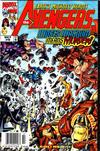Cover for Avengers (Marvel, 1998 series) #9 [Newsstand]