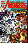 Cover Thumbnail for Avengers (1998 series) #9 [Newsstand]