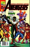 Cover for Avengers (Marvel, 1998 series) #8 [Newsstand]