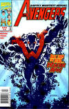 Cover for Avengers (Marvel, 1998 series) #3 [Newsstand]
