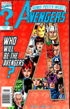 Cover for Avengers (Marvel, 1998 series) #4 [Newsstand]