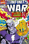 Cover for The Infinity War (Marvel, 1992 series) #6 [Newsstand]